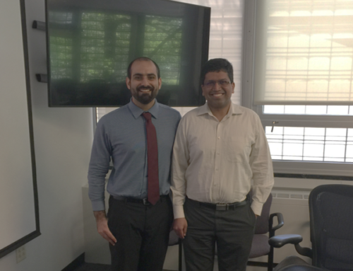Sadeq Successfully Defends his PhD Thesis!! Congratulations!!!!