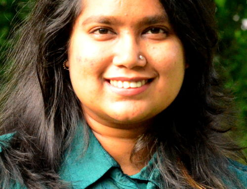 Sanjida joins the lab from University of Central Florida. Welcome!