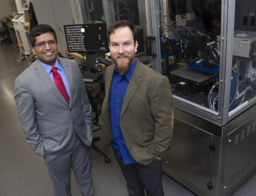 Panat Lab receives $1.95 million NIH R01 grant with Prof. Panat as the PI!!