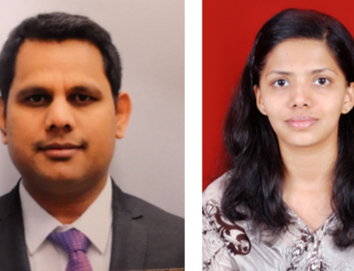Dr. Azahar Ali and Mrunal Vaze join the group